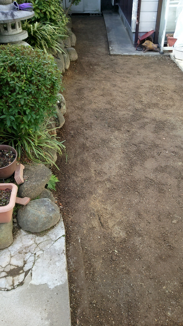 コンクリート土間